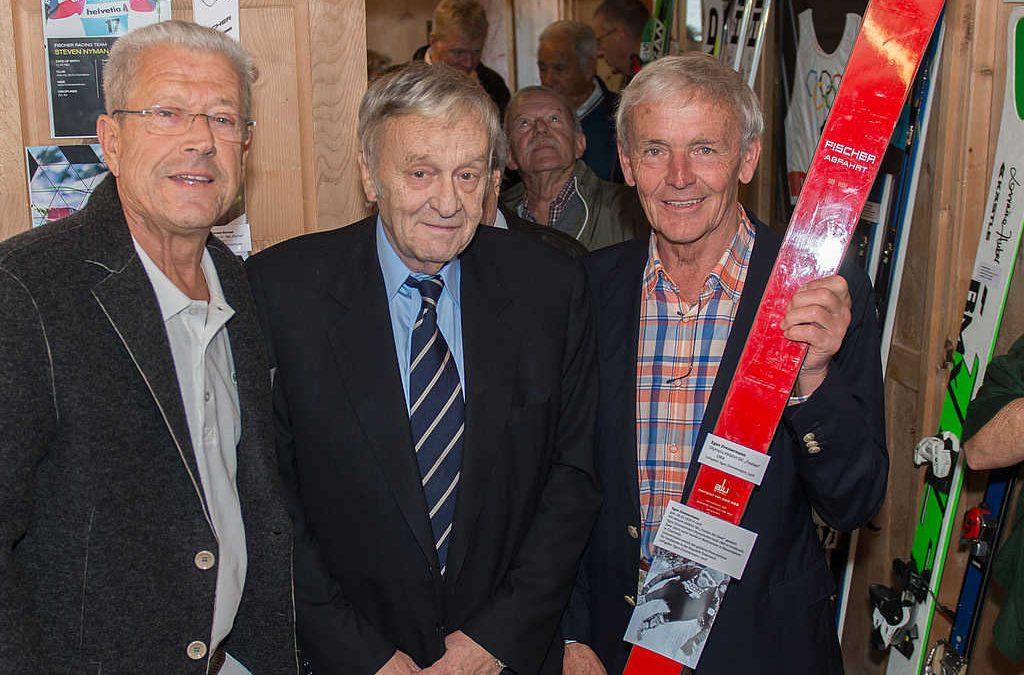Eröffnung FIS Skimuseum