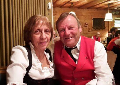Reinold mit Gertrud