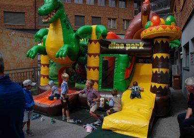 Dino Park für die Kleinen